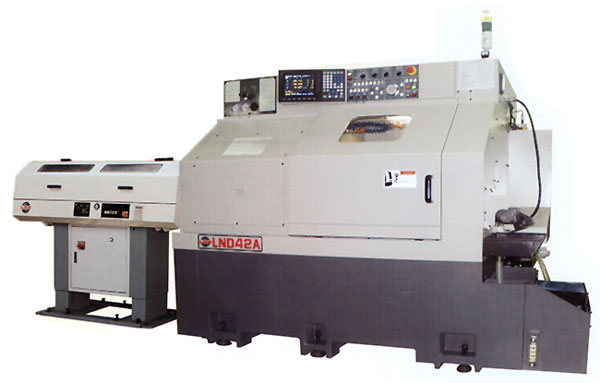 CNC Turret Type Automatic Lathe