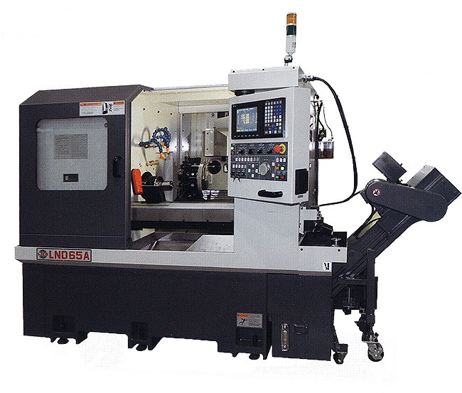 Cnc Turret Type Automatic Lathe Lnd Ay Series For Lico